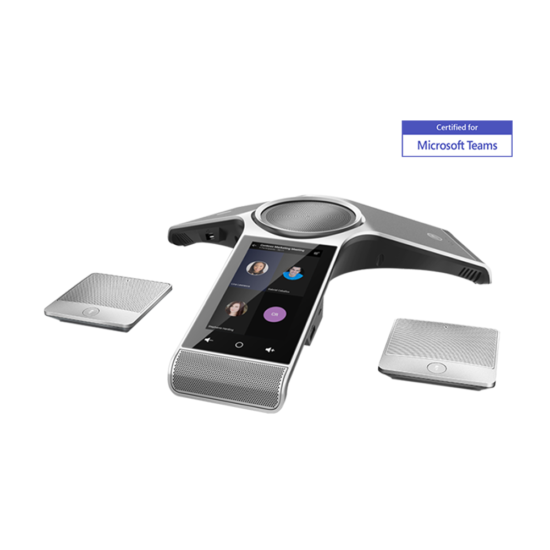 Yealink CP960 – Wireless Mic for Teams