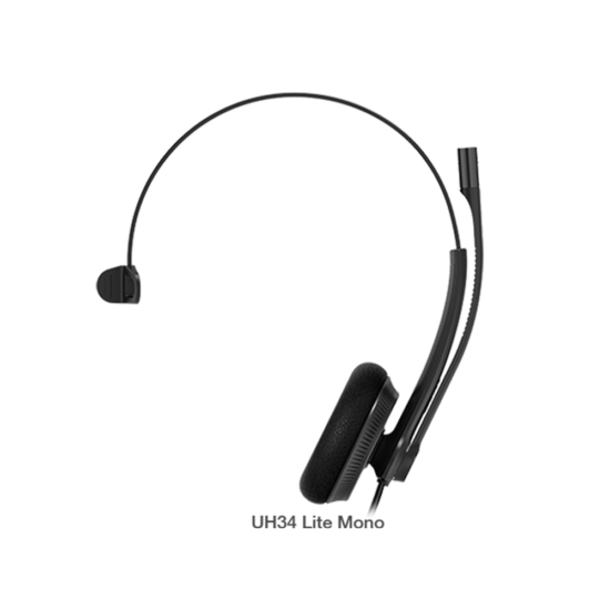 Yealink UH34 Lite MONO USB Headset